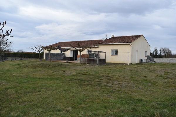 Villa au confort moderne au calme et au soleil region for Immobilier achat