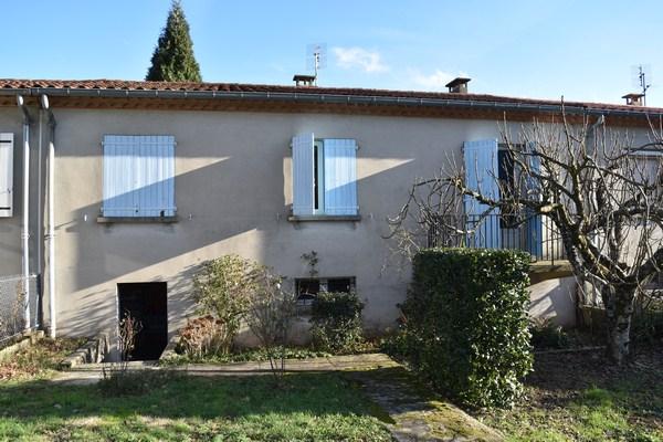Maison avec jardin et garage au calme village toutes for Immobilier achat